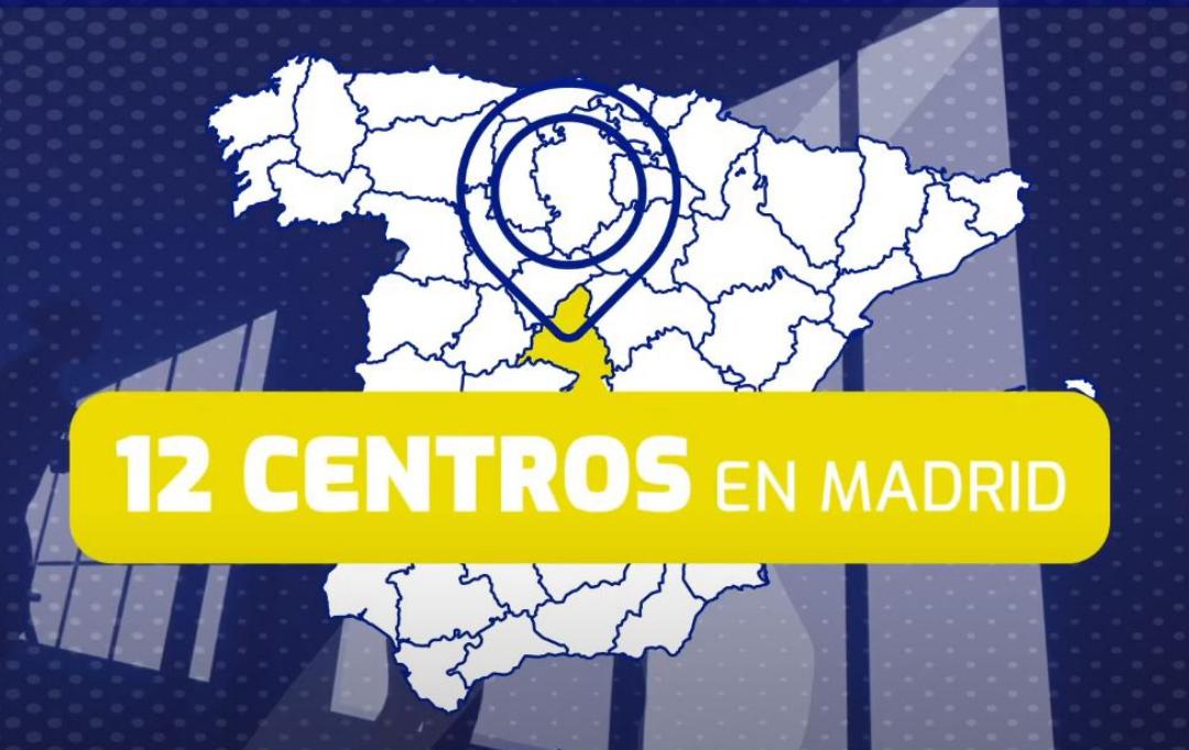 Nuestros gimnasios rentables en Madrid en expansión